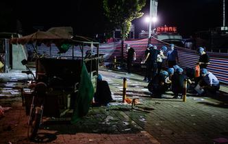 江蘇豐縣爆炸事件死亡人數已升至8人
