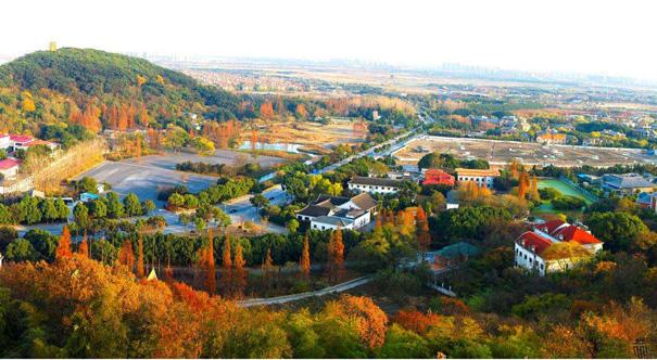 上海松江:以高科技带动影视产业升级