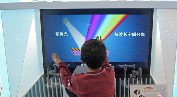 瞧瞧這個大型展覽上的科技創新