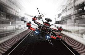 DRL無人機競速大賽視頻