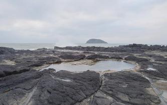 福建漳浦:奇特的濱海火山島