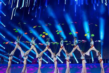 2019昆明鄭和文化旅遊節開幕