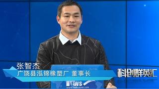 """張智傑:專注科技創新 做中國""""智""""造引領者"""