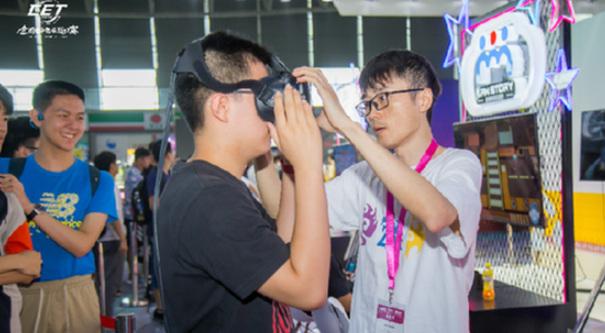 直擊2019ChinaJoy CET全國電子競技巡回賽現場